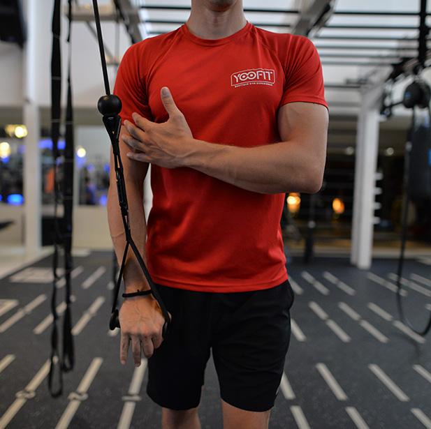 Conseguirás una mejora de la forma física, pérdida de peso, y aumento de tono muscular, y te permite trabajar toda la musculatura en tan sólo 30 o 45 min.