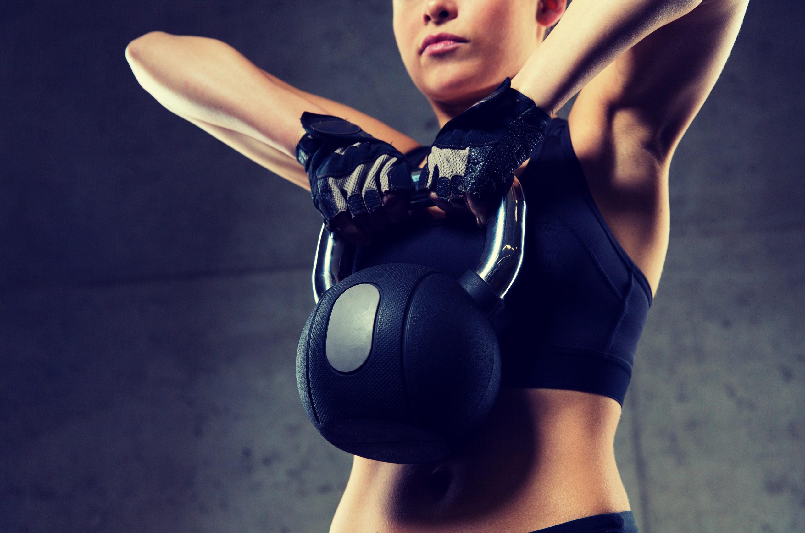 Por qué la kettlebell es la mejor aliada para tu entrenamiento y cómo usarla.