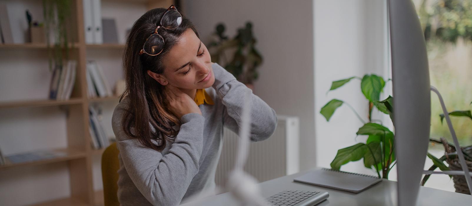 Cómo prevenir el dolor de espaldaen el teletrabajo