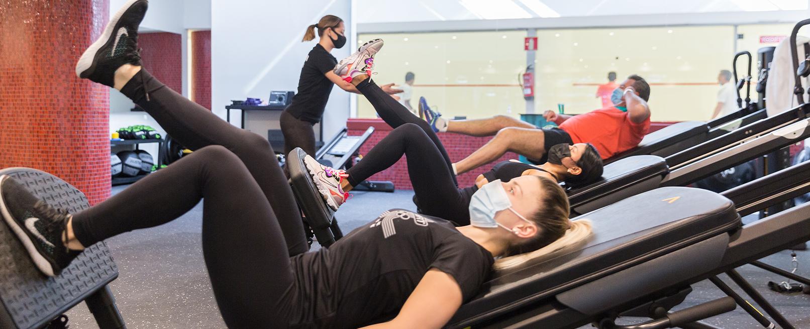 squash, padl, entrenamiento funcional