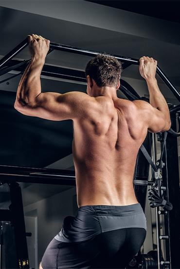 Cómo hacer un muscle-up. Consejos para mejorar la técnica.