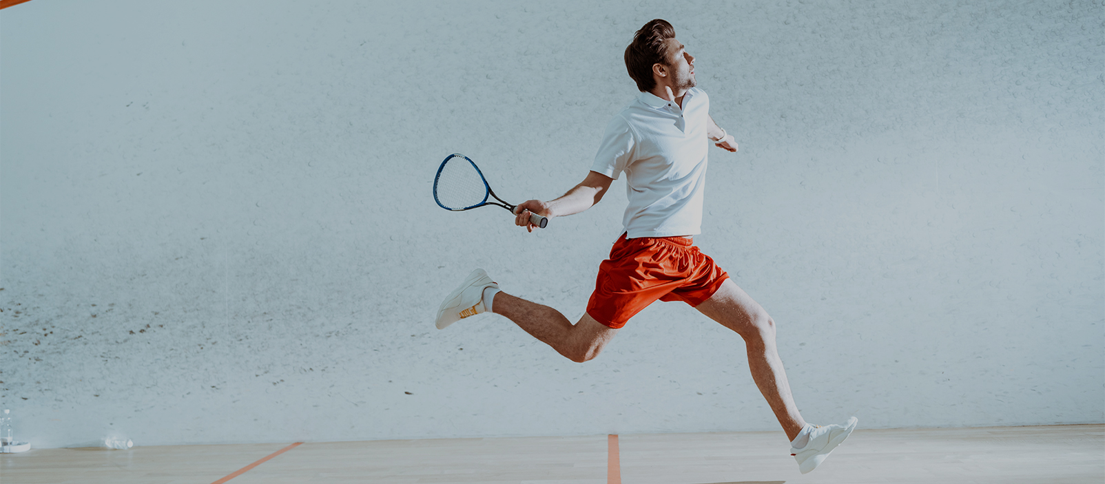 Squash y pádel: Conoce el entrenamiento definitivo que debes hacer.